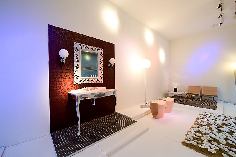 Proyecto de showroom conceptual marset interiorismo - Proyectos de interiorismo online ...